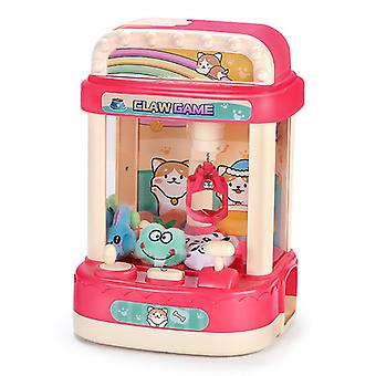 Educational Toys Children's Mini Grab Crane Machine Coin-operated Toys
