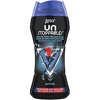 Lenor Perlas Unstoppables Active 210g
