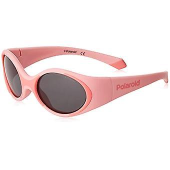 Polaroid KIDS PLD 8037/S Slnečné okuliare, RUŽOVÁ, 43 Unisex-Adult
