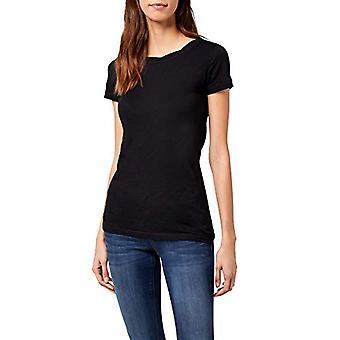 Marc O'Polo B01226151115 Camiseta, Negro (Schwarz (Negro 990), S Donna
