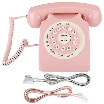 Høydefinisjons samtalekvalitet kablet telefon for hjemmekontor