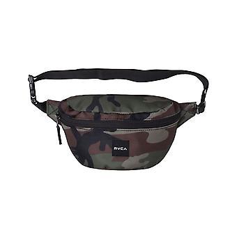 RVCA RVCA Waist Pack II Bum Bag in Woodland Camo