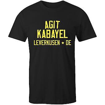 Agit kabayel nyrkkeily legenda t-paita