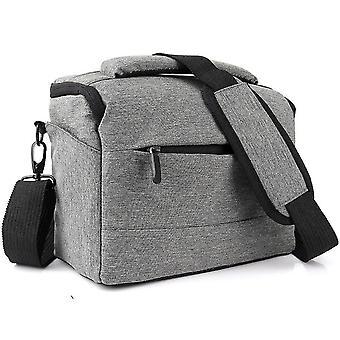 Shock-proof one-shoulder camera bag for canon nikon slr