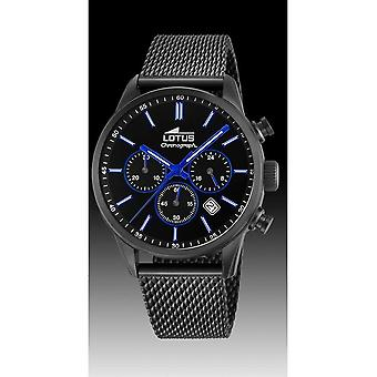 Lotus Wristwatch Men 18700/3 Chronograph