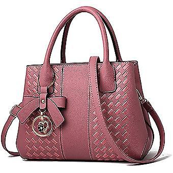 女性ファッションレディースレザートップhle dt6692のためのピンクの財布hbag