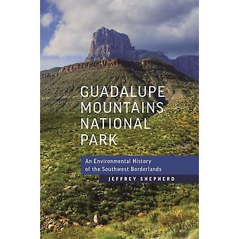 Guadalupe Mountains National Park by Jeffrey P. Shepherd