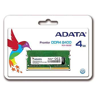 Memoria ADATA 4GB Premier DDR4 2400 SO-DIMM de 260 pines