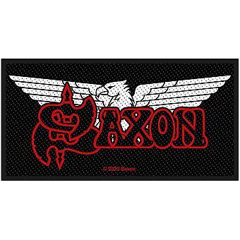 Saksisk - Logo/Eagle Standard Patch