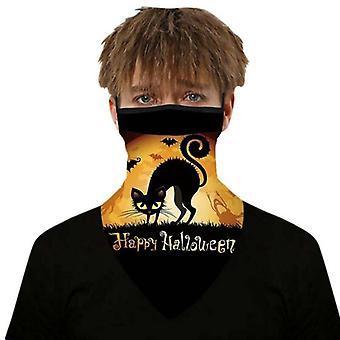 (#3) Heks Balaclava Fietsen Masker Hals Tube Sjaal Snood Bandana Face Cover Halloween