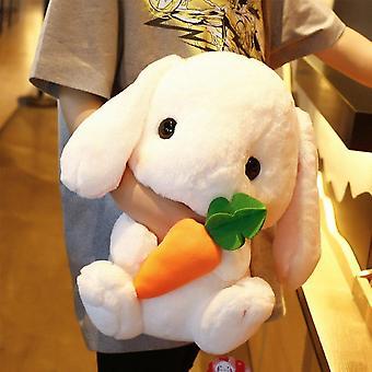Cute stuffed rabbit plush soft toys bunny kids pillow doll creative gifts for children baby accompany sleep toy 22/32/43cm