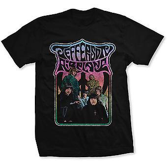 Jefferson Airplane - Band Photo Unisex XX-Large T-Shirt - Black