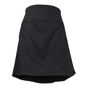 zuda Skirt Cityscape Skort with Pockets Black A381036