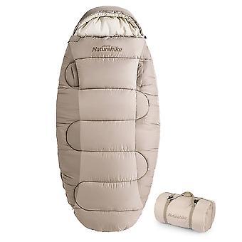 屋外キャンプ肥厚睡眠ケーキハンドコットン寝袋