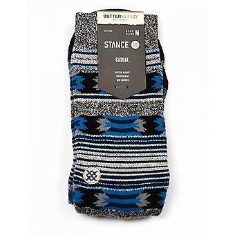 Stance Socks Pasqual Socks - Black