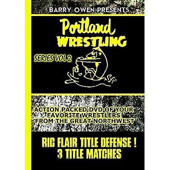 Barry Owen Presents Best of Portland Wre [DVD] USA import