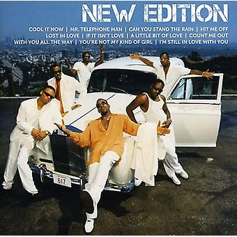 New Edition - Icon [CD] USA import