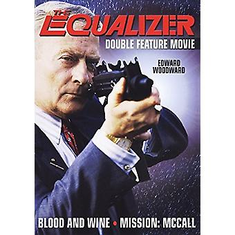Equalizer: Double Feature Movie [DVD] USA import