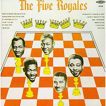 Five Royales - Five Royales [CD] USA import