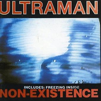 ウルトラマン - 非存在 + 凍結 [CD] インサイド アメリカ インポートします。