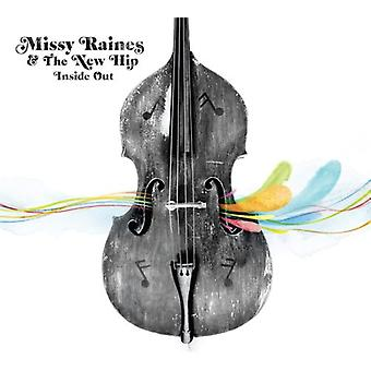 Missy Raines & the New Hip - Inside Out [CD] USA import