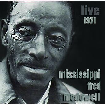Mississippi Fred McDowell - Live [CD] USA import