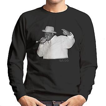 Notorious BIG Meadowlands 1995 Herren Sweatshirt
