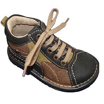 Noel Boys Lace Boot Mini Huly