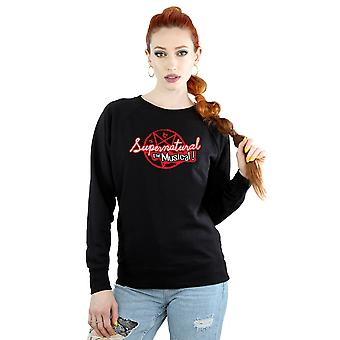 Supernatural Women's The Musical Sweatshirt
