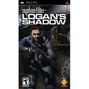 Syphon Filter Logans Shadow PSP Game