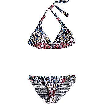 Roxy Poetic Mexic Bikini in Regata Soaring Eyes