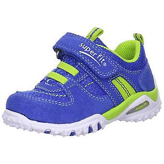 Superfit Boys Sport 4 Mini 234-85 Trainers Bluet Blue