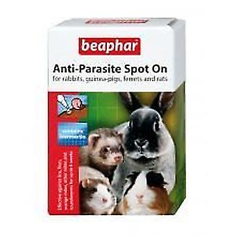 Beaphar Spot On Rabbit & Guinea Pig 4pip