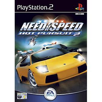 Need For Speed Hot Pursuit 2 (PS2) - New Factory Sealed