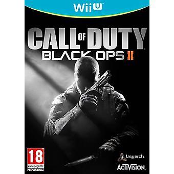 Call of Duty Black Ops II (Nintendo Wii U) - Som ny