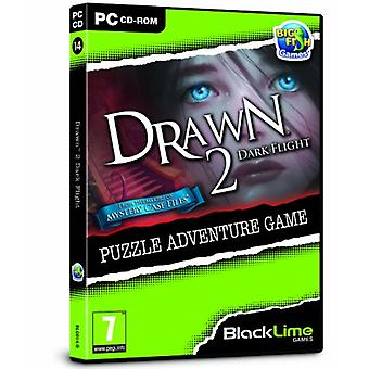 Drawn 2 Dark Flight (PC CD)-fabriek verzegeld