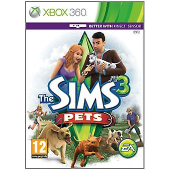 The Sims 3 Pets (Xbox 360) - New