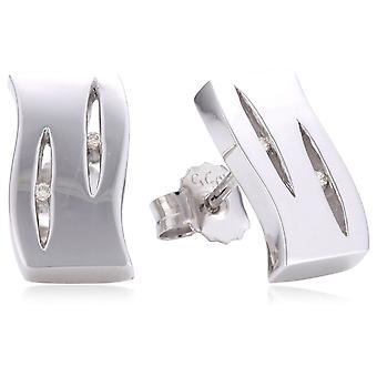 Orphelia Silver 925 Earring Diamond Shine  ZO-5671