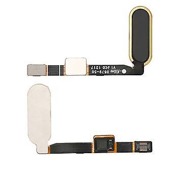 Finger fingeravtrycksläsare för HTC U11 Flex Flex kabel hem knappen enter-knappen