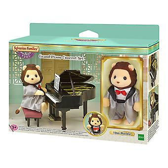 Sylvanian Families 6011 Grand Piano Concert New Town