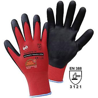 L+D Griffy SCREEN TOUCH PPU 1185 Nylon Protective glove Size (luvas): 11, XXL EN 388 CAT II 1 Pair