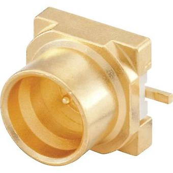 Rosenberger 19S141-40ML5 SMP connector Plug, vertical mount 50 Ω 1 pc(s)