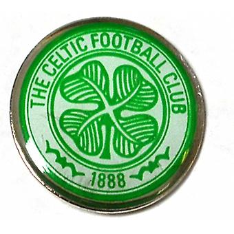 Celtic Fc Metall / Emaille Pin Badge