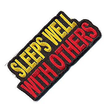 Sover godt sammen med andre jern-på/sy-på Patch