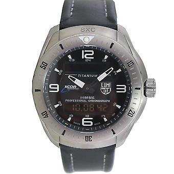 Luminox mannen horloge Chrono auto roestvrij staal XCOR XX.5241.XS