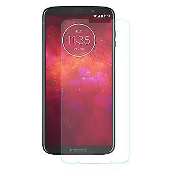 Motorola Moto Z3 näyttö suojelija 9 H laminoitu lasi säiliö lasi karkaistu lasi