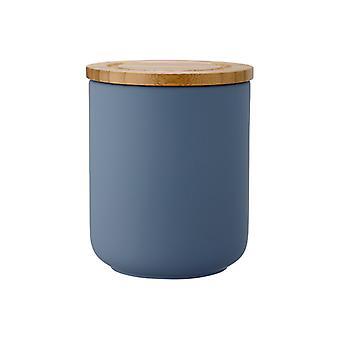Ladelle Stak macio Matt fuscos azul vasilha, 13cm