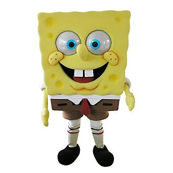mascot Sponge Bob SPOTSOUND, famous cartoon character