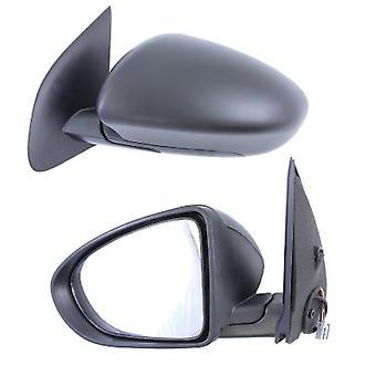 Linker passagiers vleugel spiegel (elektrisch verwarmd) voor Nissan QASHQAI 2007-2014