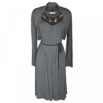 Apanage Bead Collar Dress & Bolero